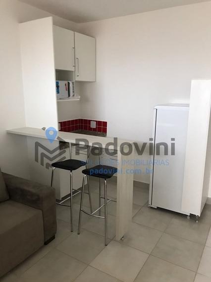 Apartamento Para Aluguel, 1 Dormitórios, Oxford - Bauru - 555