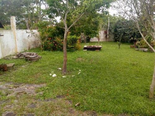 (ref: 4829) Terreno - Itanhaém/sp - Gaivota