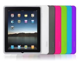 Luxa2 Funda Silicona iPad