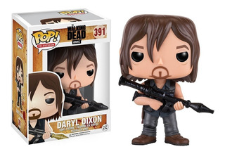 Funko Pop The Walking Dead - Daryl #391 - En Stock!