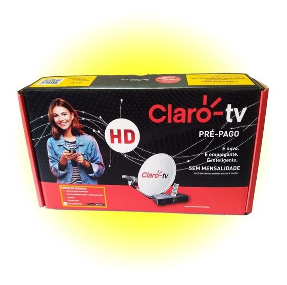 Receptor Claro Tv Hd Com Saída Hdmi - Lançamento