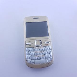 Celular Nokia C3 Dourado Desbloqueado