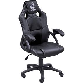 Cadeira Pc Yes Gamer Mad Racer V6 Madvfullblack Elevaçãogás