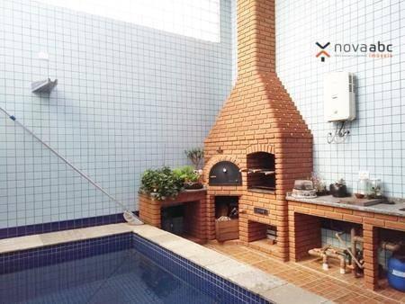 Imagem 1 de 21 de Sobrado Com 3 Dormitórios À Venda, 300 M² Por R$ 1.200.000,00 - Vila Camilópolis - Santo André/sp - So0288