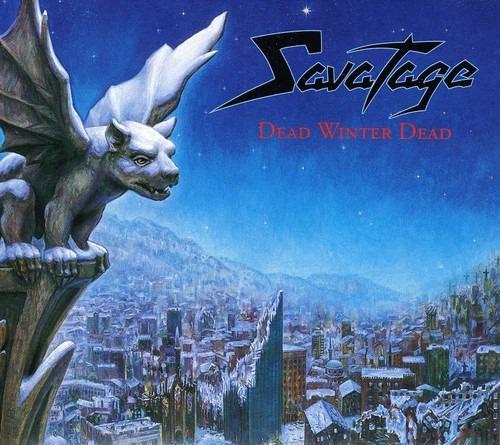Savatage Dead Winter Dead Cd Uk Import