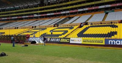 Estadio Monumental, Venta De Palcos