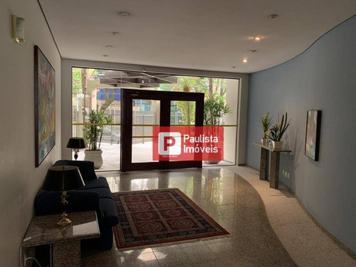 Apartamento À Venda, 100 M² Por R$ 1.200.000,00 - Moema - São Paulo/sp - Ap31096