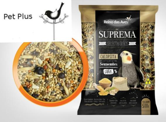 Suprema Calopsita - Reino Das Aves 700g