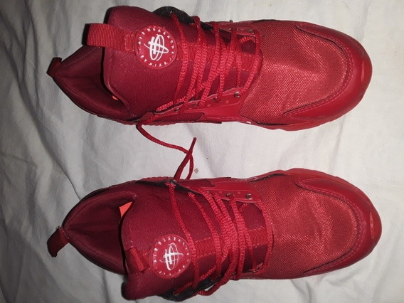 Zapatilla Nike Air Huarache Num 42 Usada