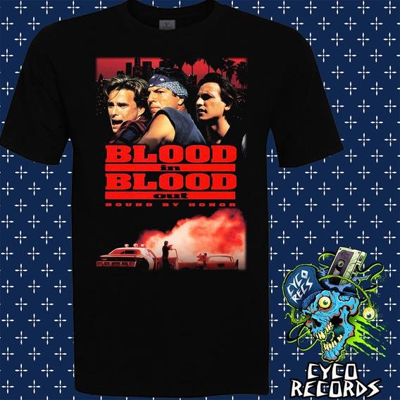 Blood In Blood Out - Peliculas De Culto - Polera- Cyco Recor