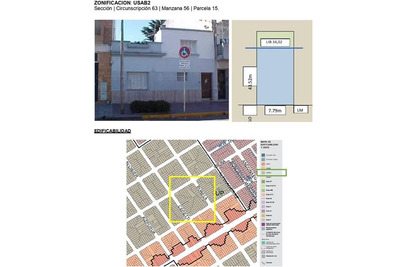 Lote 7.79 X 43.52 Villa Urquiza Usab2