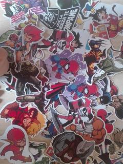 Calcos, Stickers, Pegatinas X40 (auto, Moto, Bici, Celu, Pc)
