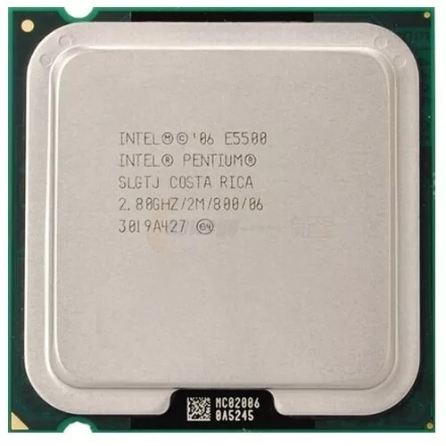 Processador Intel® Pentium® E5500
