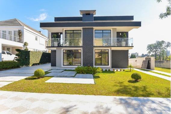 Casa Com 5 Dormitórios À Venda, 580 M² Por R$ 2.700.000,00 - Alphaville Graciosa - Pinhais/pr - Ca0082