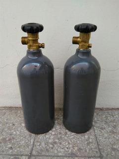 Cilindro/tubo, Dioxido De Carbono,o2,oxigeno, Nitro Aluminio