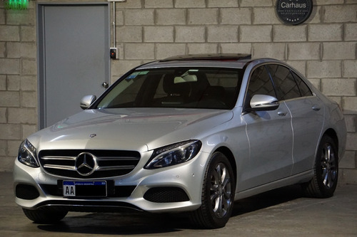 Mercedes Benz C250 Style At-carhaus