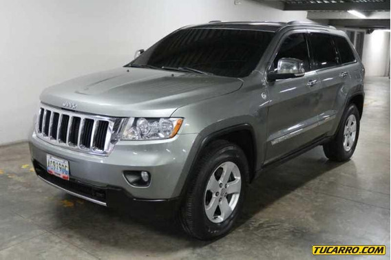 Jeep Grand Cherokee Limited-automático