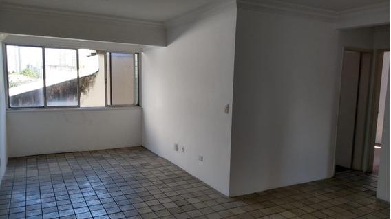 Apartamento Em Jaqueira, Recife/pe De 79m² 2 Quartos À Venda Por R$ 270.000,00 - Ap361701