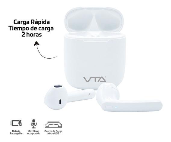 Audifonos Inalambricos Con Power Bank Vta