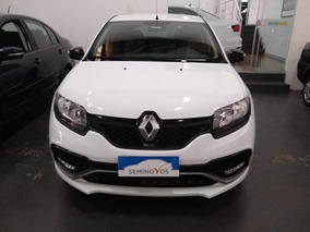 Sandero 2.0 Rs 16v Flex 4p Manual