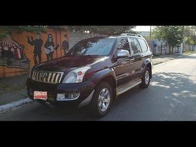 Prado Land Cruiser A Diesel- 8 Lugares 2004 - Aceito Troca