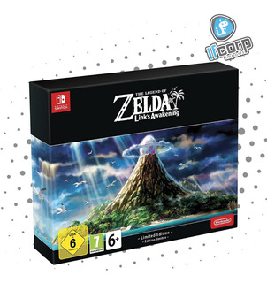 The Legend Of Zelda: Links Awakening Limited Edition Inmedia