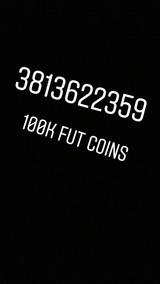 Monedas Fut19 100k