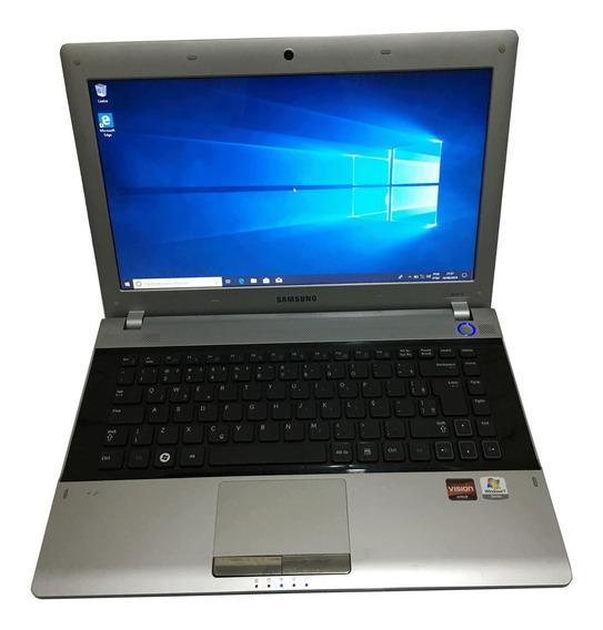 Notebook Samsung Rv415 - Amd E-350 / 4gb Ram / 500 Gb / T14