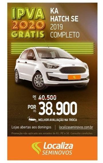 Ford Ka 1.0 Tivct Flex Se Plus Manual