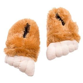 """Wishpets 8 """"pies Grandes Zapatillas De Felpa De Juguete"""