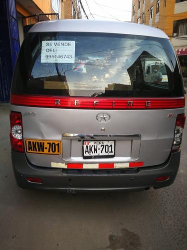 Jac Refine 2016 Minivan