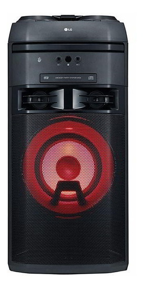 Parlante Portátil LG Ok55 500w Dj M-bt Karaoke Usb