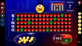Juego Computarizado De Bingo (bingo Boom 2.0)