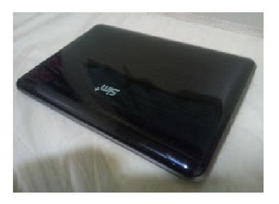 Netbook Com 2gb De Ram E Um Atom(tm) Cpu N455