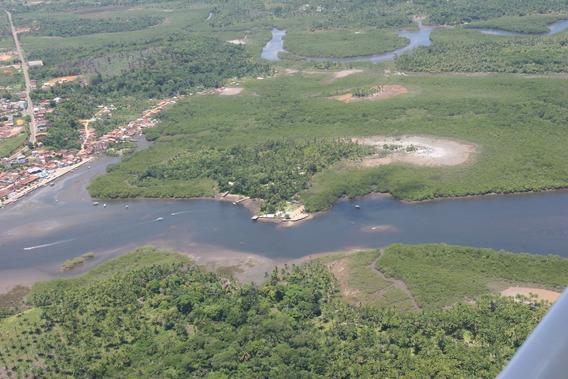 Ilha Particular Maravilhosa Na Baía De Camamu