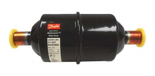 Imagen 1 de 1 de Danfoss Filtro Secador Linea Liquido Dcl 082s 1/4 PuLG Odf