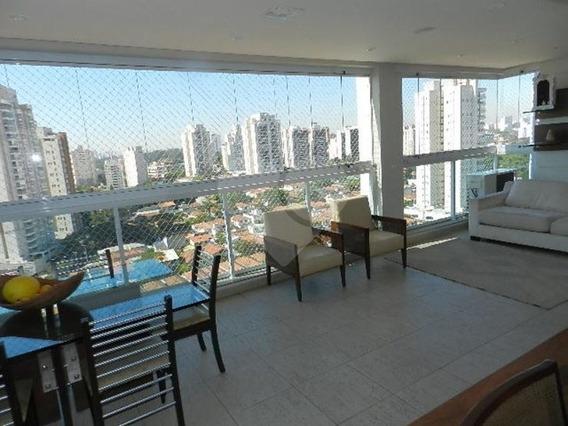 Excelente Apartamento Em Localização Privilegiada, Próximo Ao Shopping Morumbi - 3-im66730
