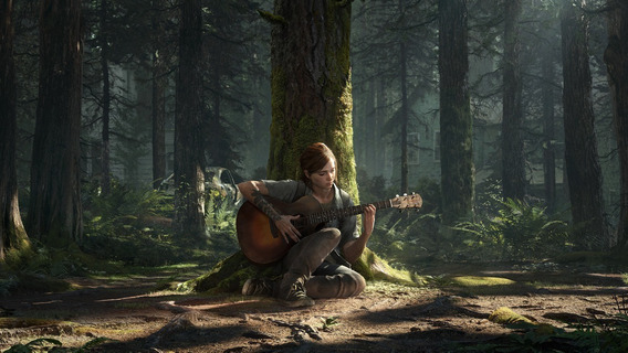 The Last Of Us Part Ii Duality Dynamic Theme (tema Para Ps4)