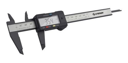 Calibrador Vernier Digital Lcd Pie De Rey Steren Her-411
