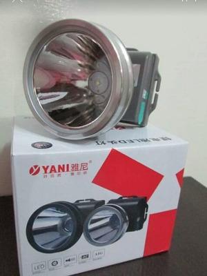 Linterna Yani 1336 Recargable Minero 100% Original