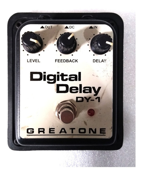 Pedal Greatone Digital Delay Es Behrinher Joyo Axcess Onerr
