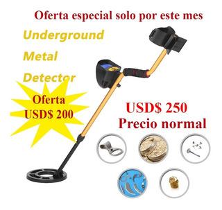 Detector De Metales Gold Digger Md3010ii Alta Sensibilidad