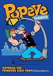 Popeye Clássico Bud Sagendorf
