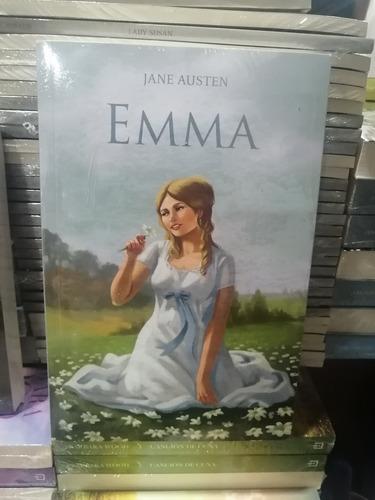 Emma Jane Austen Libro Original