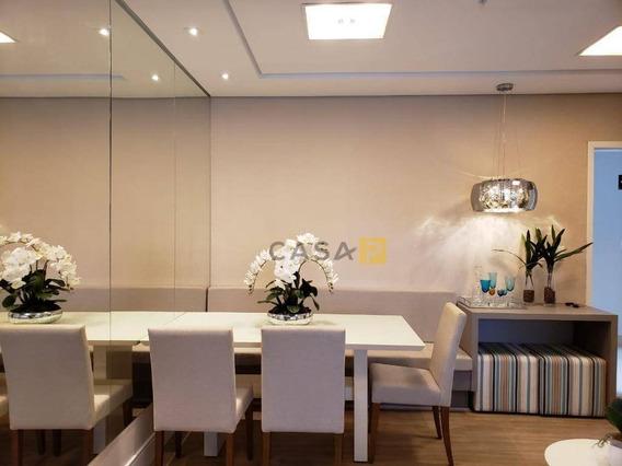 Apartamento Com 3 Dormitórios À Venda, 80 M² Por R$ 358.852,00 - Residencial Boa Vista - Americana/sp - Ap0500