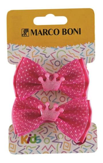 Marco Boni 8150 Elástico P/cabelo Princess C/2