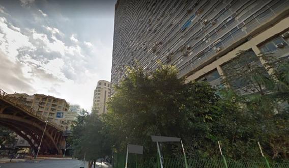 Sala Comercial No Centro De São Paulo Na Avenida Prestes Maia, Com 102,49 Metros Quadrados - 169-im173773