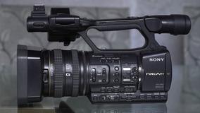 Câmera Sony Nx5