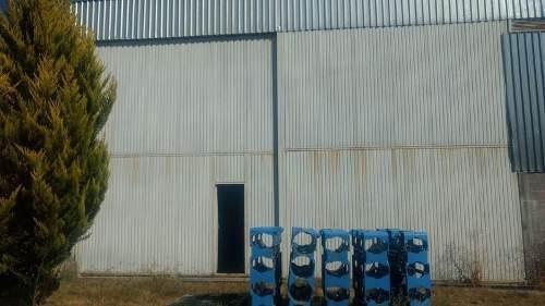 Nave Industrial Con Area De Oficinas En Purisima De Bustos