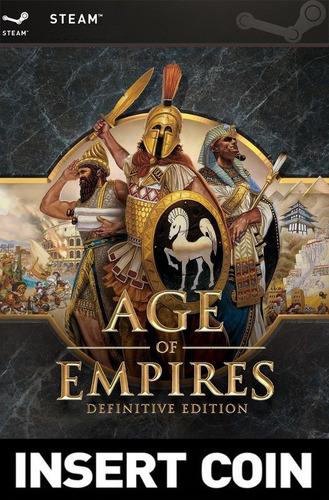 Imagen 1 de 5 de Age Of Empires - Definitive Edition || Pc || Steam || Original